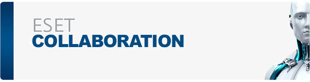 ESET Collaboration Banner
