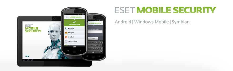 ESET Mobile Security Banner