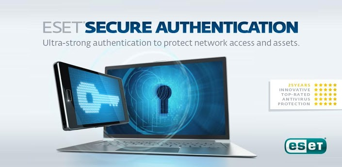 ESET Secure Authentication Banner